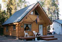 Log Cabin Package